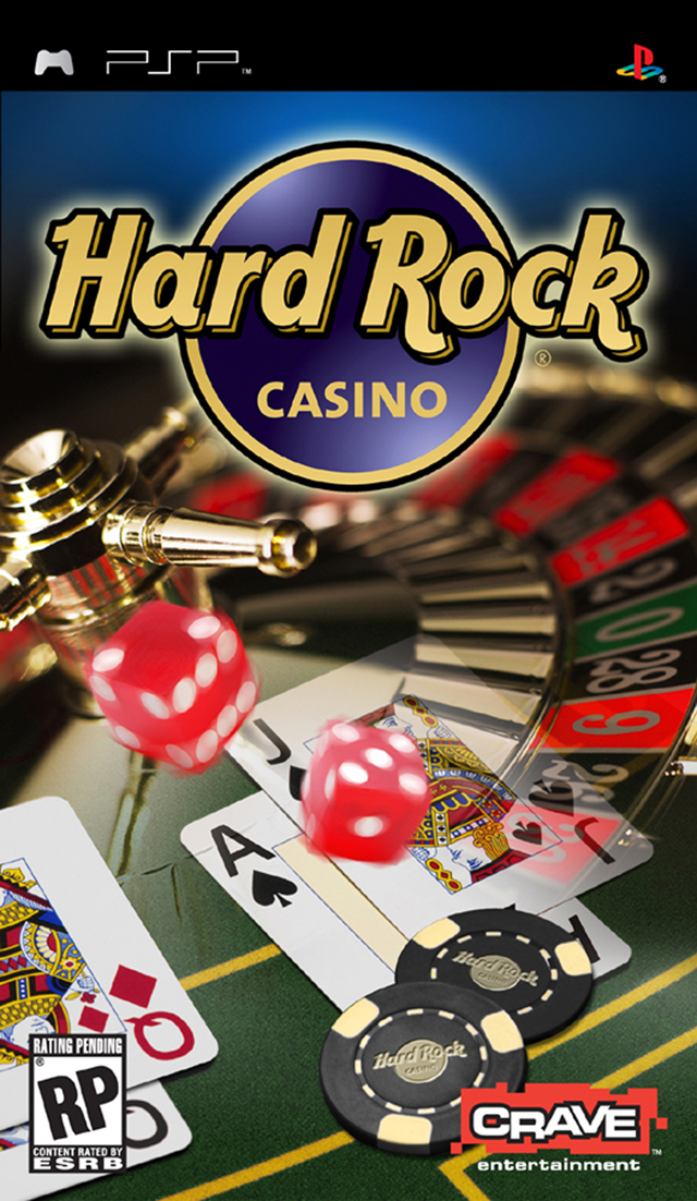 Hard Rock Casino - PSP - ISO Download