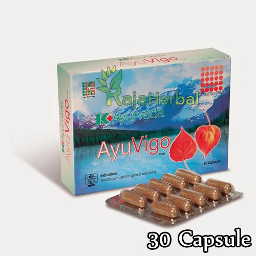K-Ayurveda AyuVigo (30 Capsule)