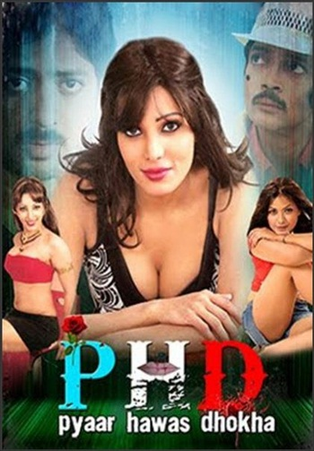 Pyaar Hawas Dhokha 2014 Hindi 720p HDRip 800mb
