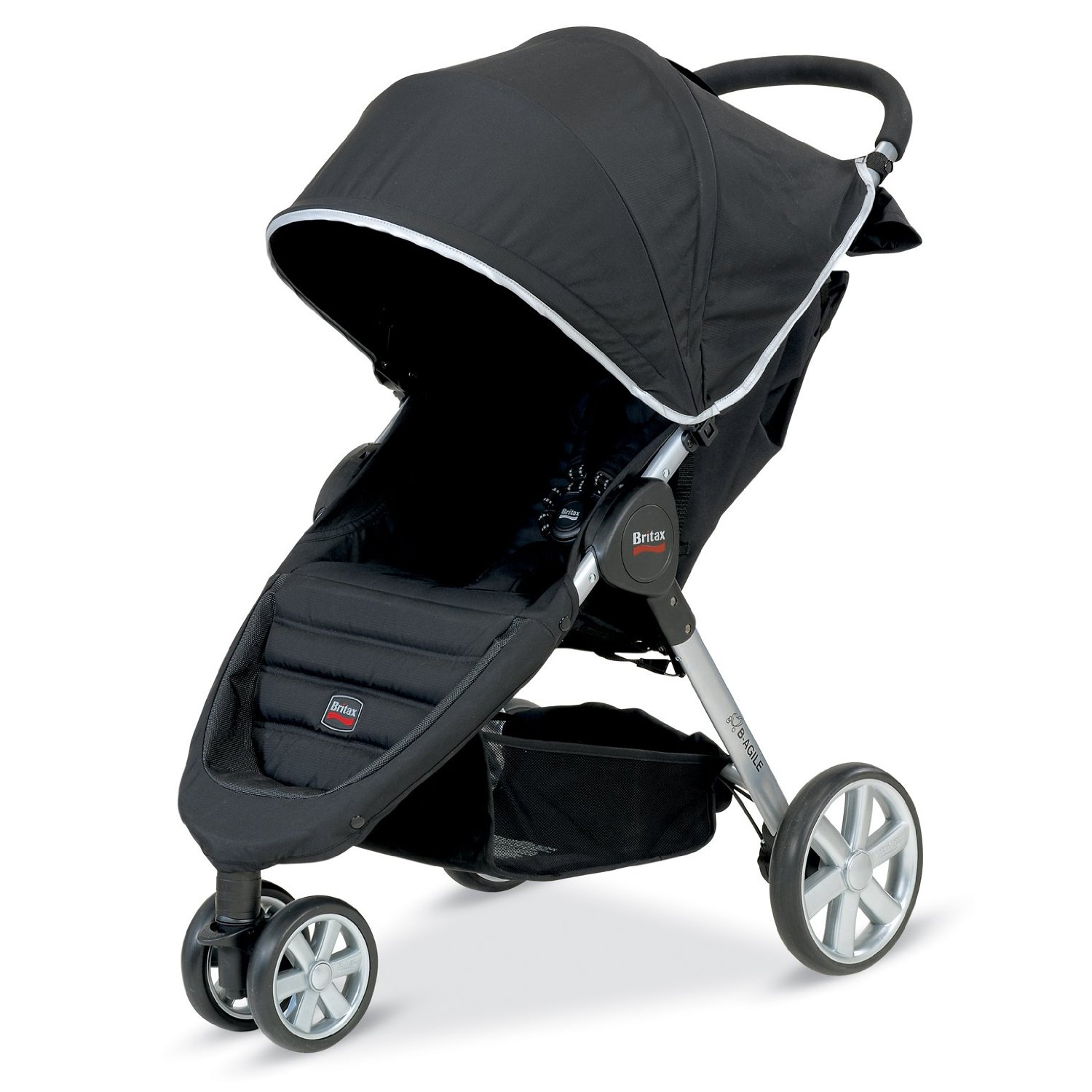 Britax B-Agile Travel System Review | Car Seat Strollers