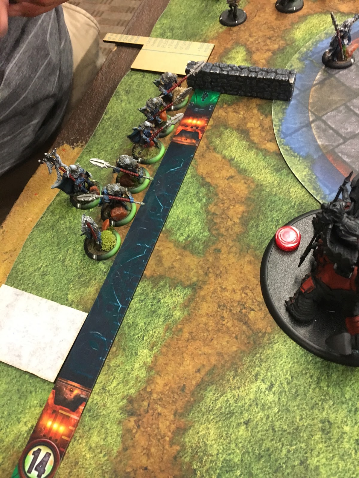 4 Tough Battle Report Zaadesh 2 Vs Tanith 75pts