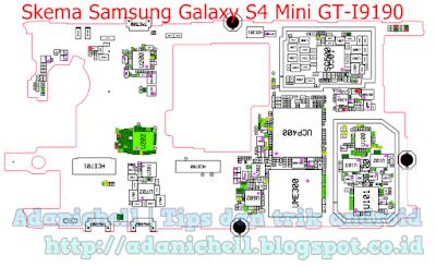 Skema Samsung Galaxy S4 Mini GT-I9190