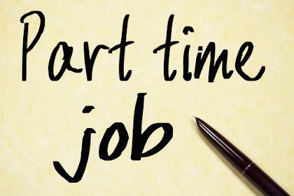 Lowongan Kerja Part Time Freelance