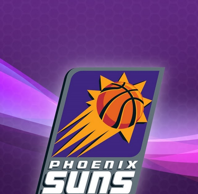 Nba Wallpaper Iphone Phoenix Suns Logo Download Iphone Ipod Touch Android