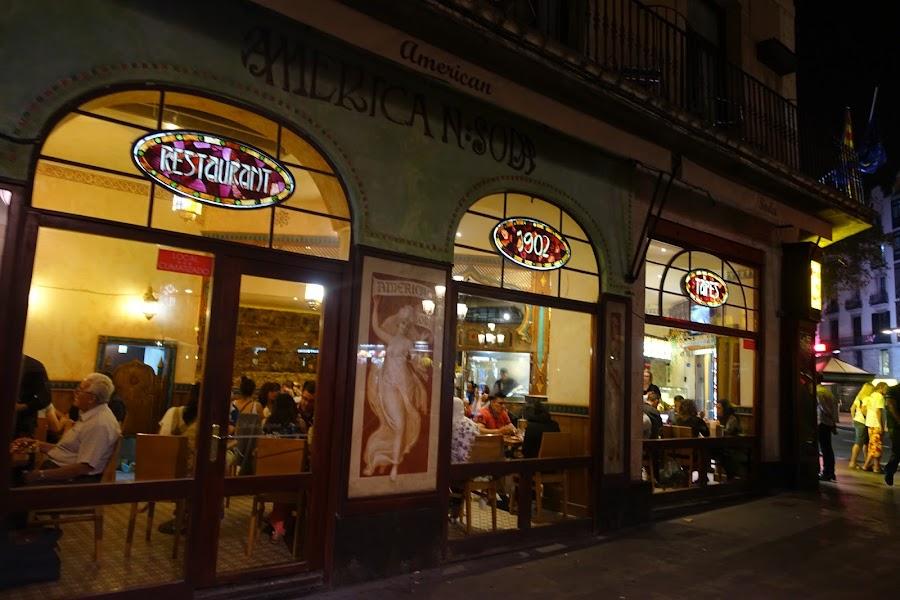 元「Nou American Soda」の店舗