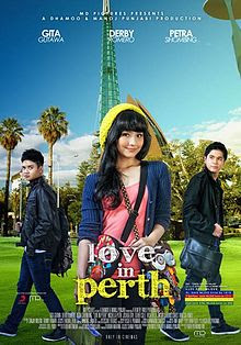 Download Film Love in Perth (2010) DVDRip Full Movie