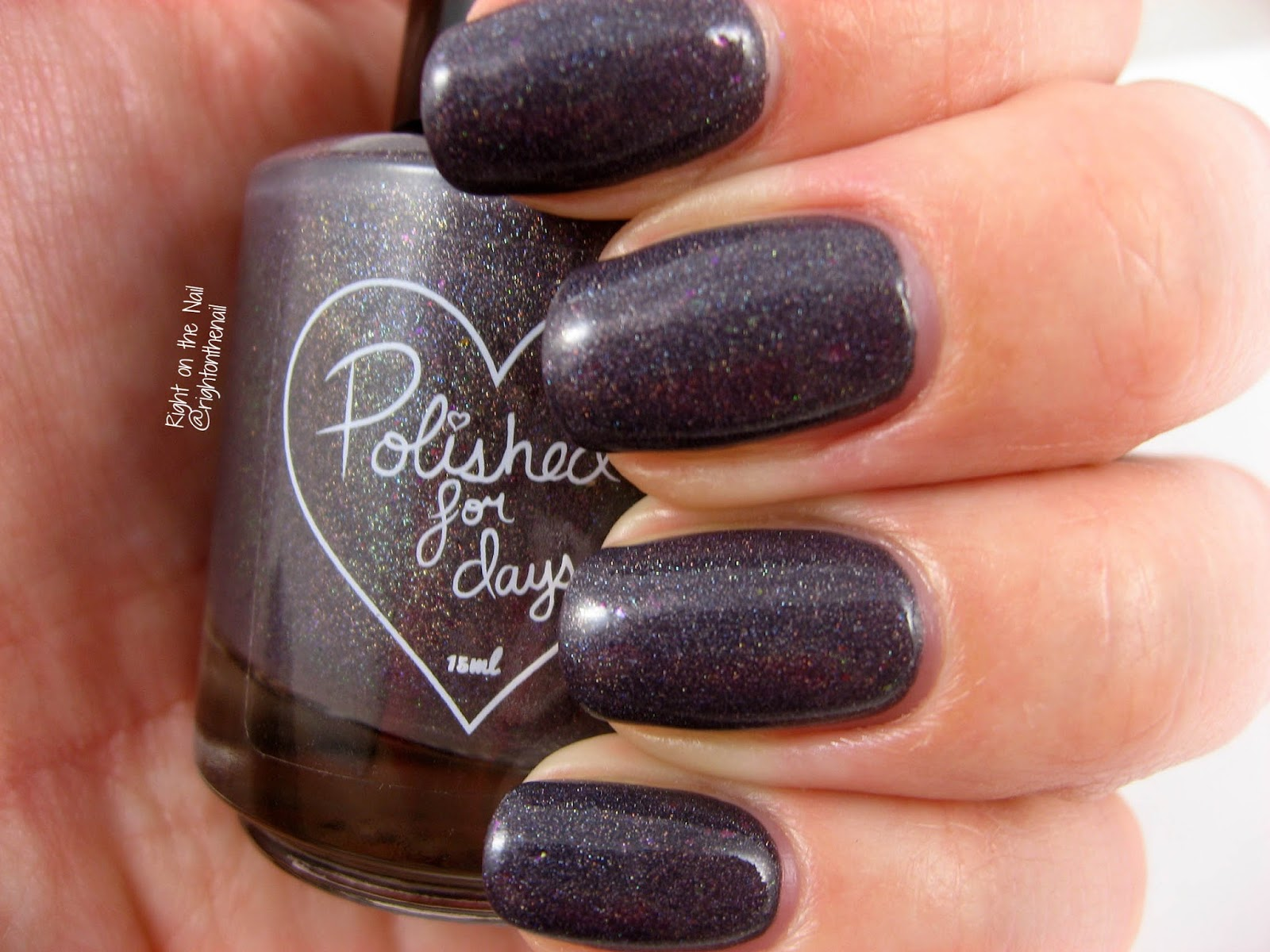 Right on the Nail: Polished for Days Positive Vibes Collection