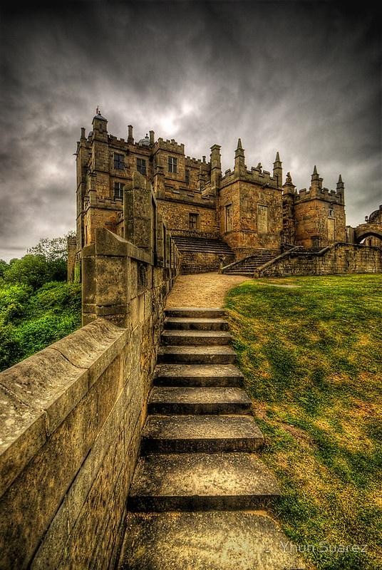 Bolsover Castle Derbyshire England A1 Pictures