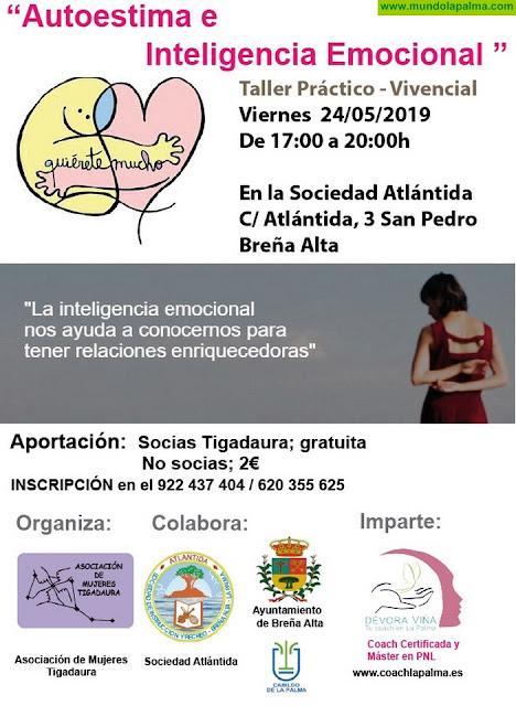 "Taller ""Autoestima e Inteligencia Emocional"" en Breñá Alta"