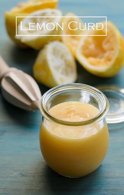 Homemade Lemon Curd image