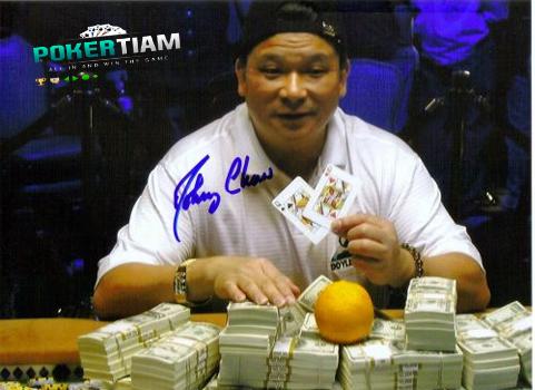 Sejarah Thalenta Pemain Poker