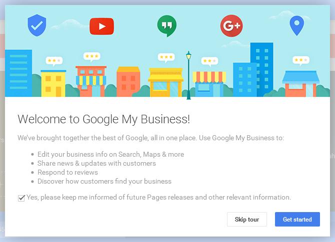Cara Membuat Google Bisnisku Google My Business Bagian 2 Kumpulan Tutorial
