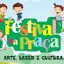 'Festival de Férias na Praça' é realizado em Arcoverde, PE
