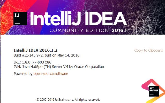 WebDriver development environment setup with IntelliJ, Gradle