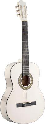 Đàn guitar classic Stagg C542WH