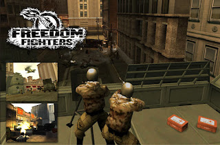 FREEDOM FIGHTERS Cover Photo