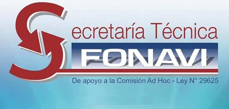 FONAVI - Formulario N° 01 - Descargar en www.fonavi-st.gob.pe