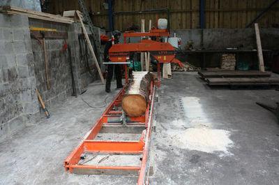 eBay Scam Hunter: Woodmizer LT15 Sawmill