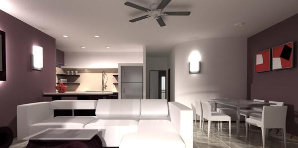 Tips Merancang Lampu Penerangan Di Ruang Tamu