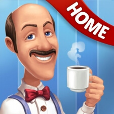 Homescapes Unlimited (Coins - Lives) MOD APK