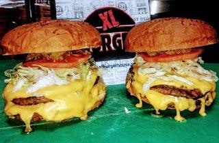 xl burger maras onikisubat