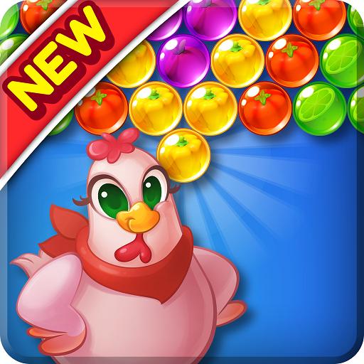 تحميل لعبه Bubble CoCo: Color Match Bubble Shooter مهكره اخر اصدار