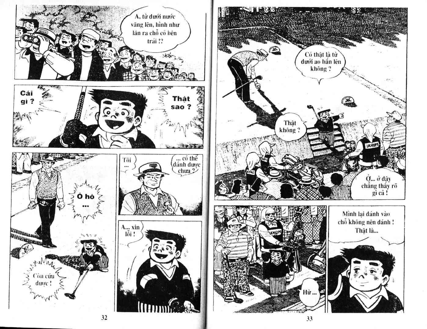 Ashita Tenki ni Naare chapter 38 trang 14