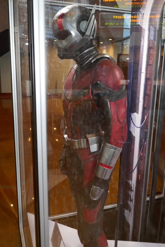 Ant-Man and Wasp film costume