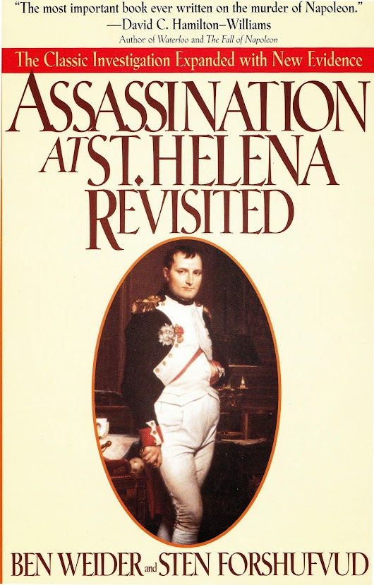 ASSASSINATION AT ST. HELENA REVISITED - Book Review