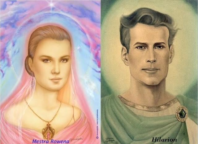 Resultado de imagen de Rowena e Hilarión.