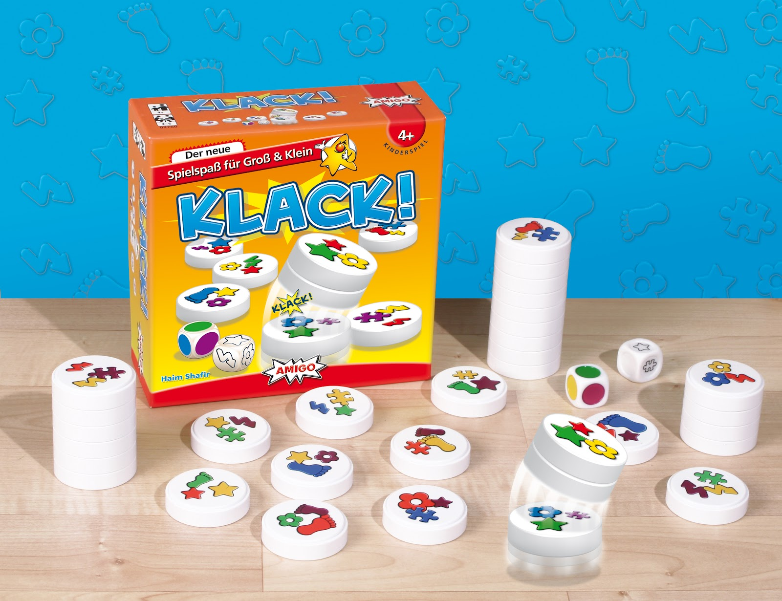 Spiel Klack