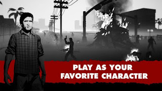 Fear The Walking Dead:Dead Run Apk V1.2.2 Mod Money & Unlocked