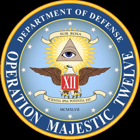 Logo del MJ-12