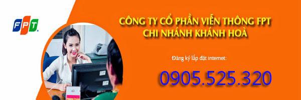 Lắp Đặt Internet FPT Thành Phố Cam Ranh
