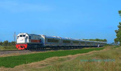 Kereta Api Ekonommi Terbaru