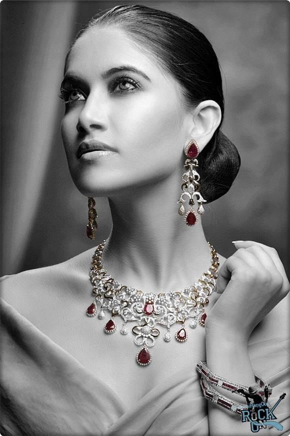 Modern Jewellery Designs Superb Jewellery Photoshoot