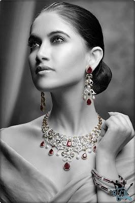 Modern Jewellery Designs Superb Jewellery Photoshoot