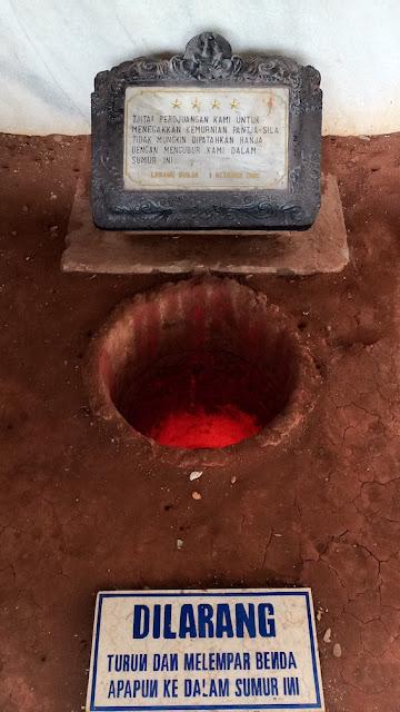 lubang buaya di pondok gede jakarta timur