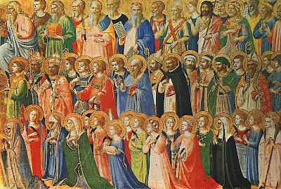 Resultado de imagen para todos los santos
