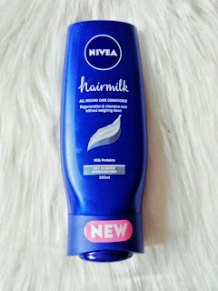 nivea-hairmilk-conditioner-review