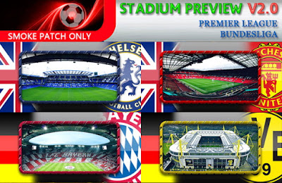 PES 2016 Stadium Preview Pack v2.0 by fifacana
