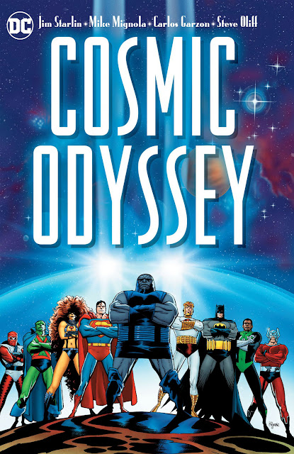 cosmic odyssey dc