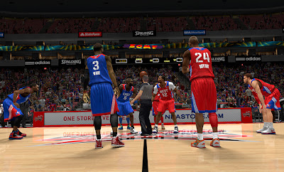 NBA 2K13 PC All-Star Game 2013 Patch