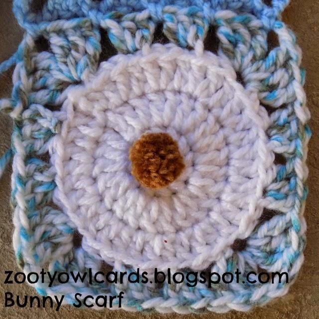 bunny scarf