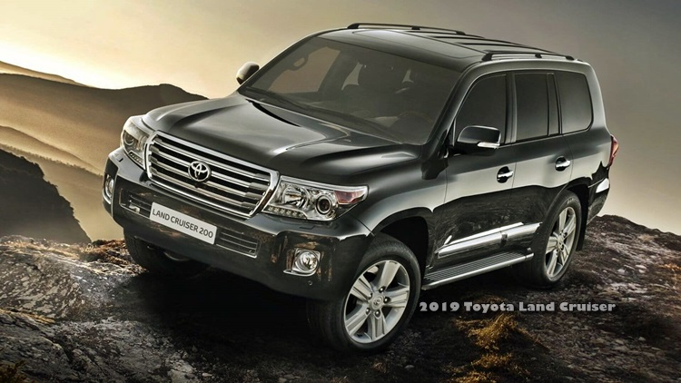 2019 Toyota Land Cruiser Review, Price & Models