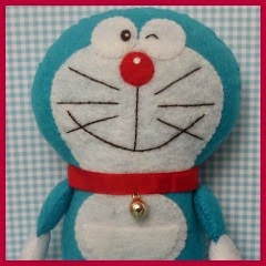 DORAEMON DE FIELTRO