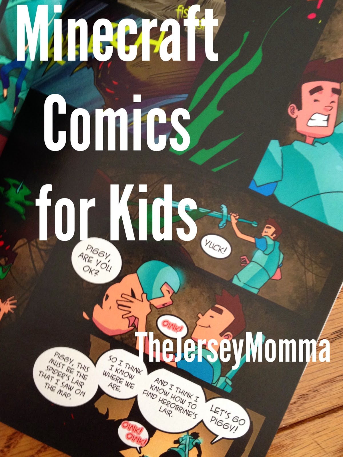 Minecraft Comics for Kids - Plus, Minecraft Books and Crafts