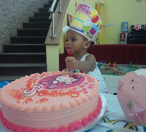 aliona okoye birthday