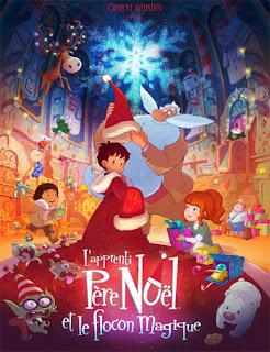 El aprendiz de Papa Noel y el copo de nieve magico  2013