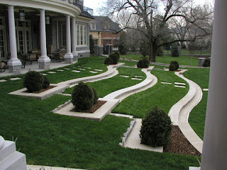 Impressive Performances in Landscaping Design, Landscape Architecture Concept Ideas